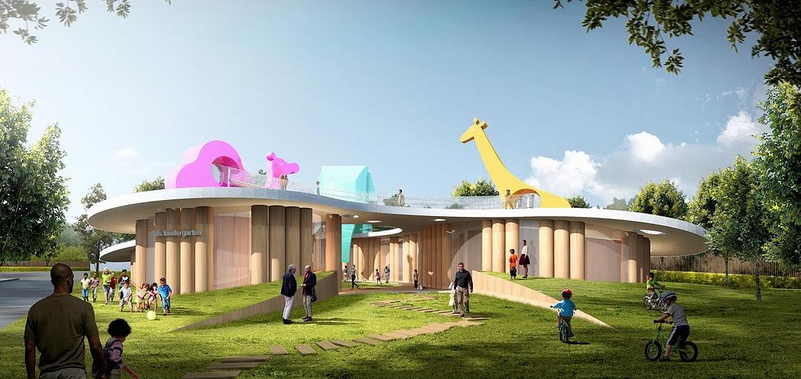 Plan Architect Bfs Kindergarten